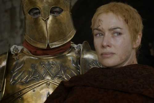 Cersei pissed